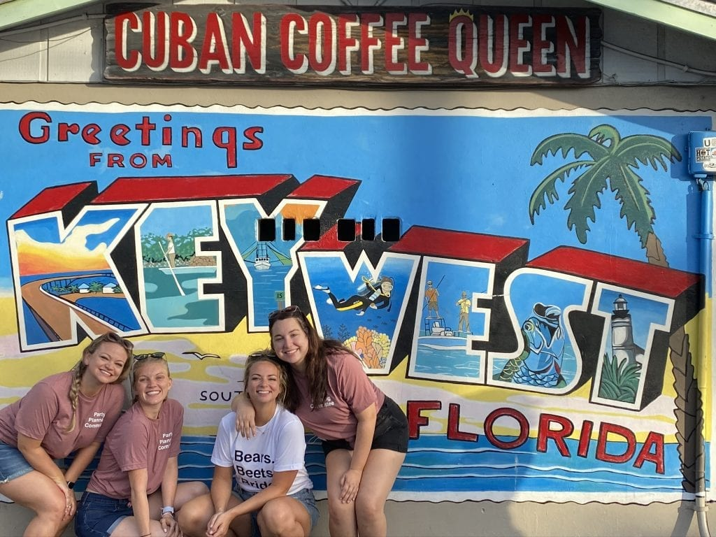 Bachelorette Party in Key West