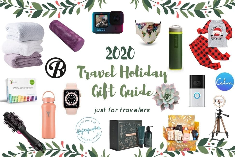 2020 Travel Holiday Gift Guide