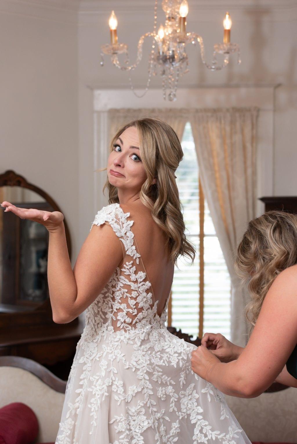 Rachel Orth of The Jet Sisters Wedding