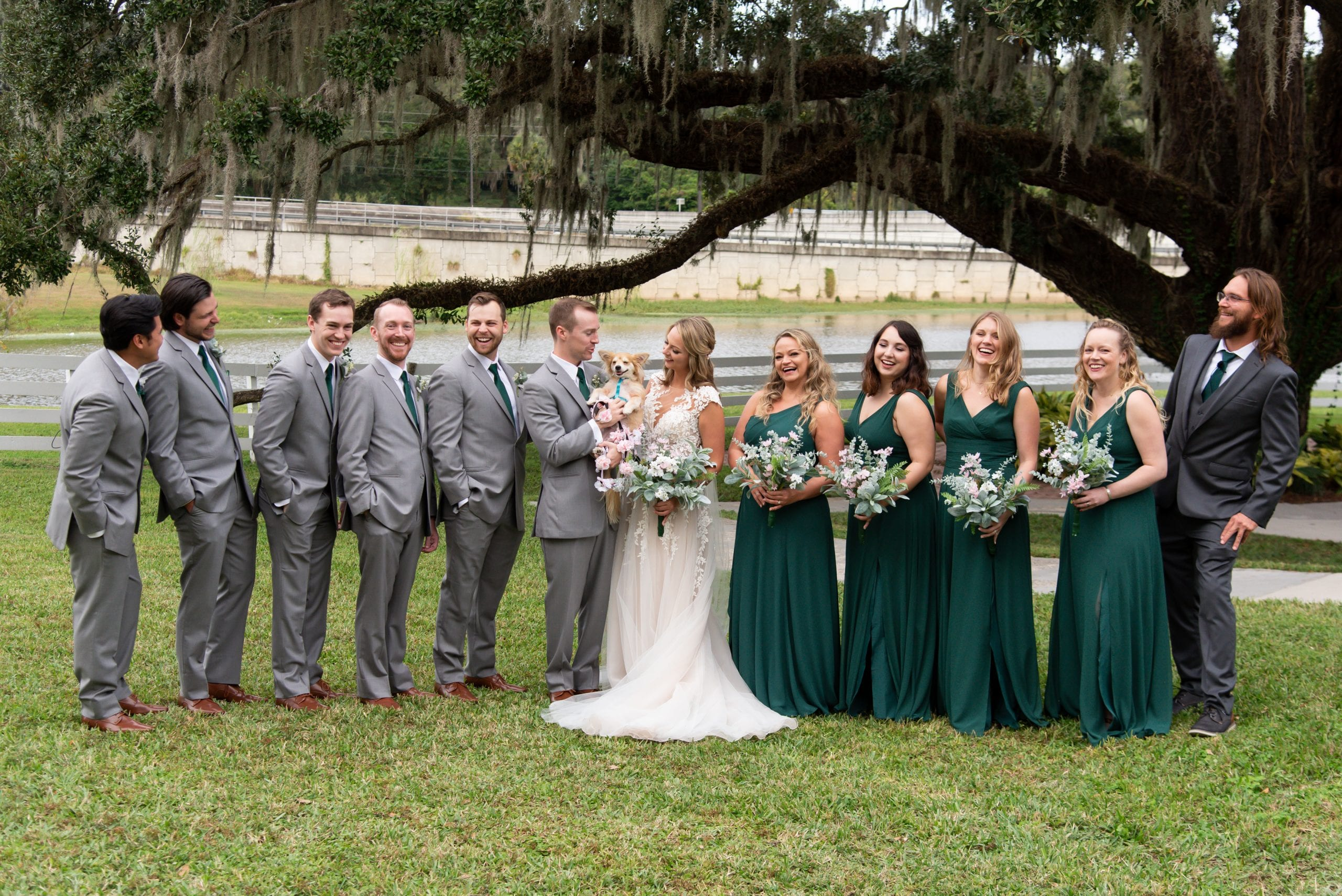 The Perfect Winter Wedding in Apopka, Fl. thumbnail